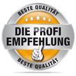 Die Profi-Empfehlung - Beste Qualität