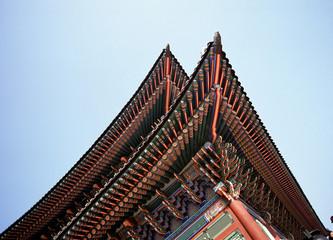 한국 전통 풍경