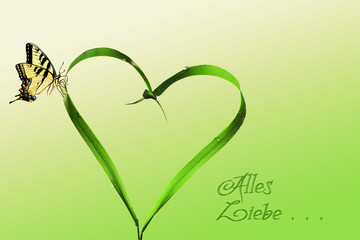 Alles Liebe . . .