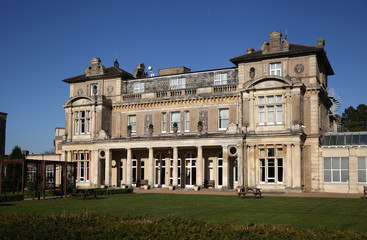 Down Hall country house, historical mansion
