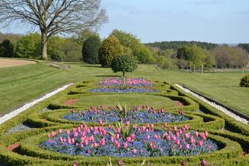 tulip parterre