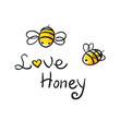 Bee Love honey - 64708290
