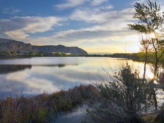 Laguna del Campillo en Rivas-Vaciamadrid