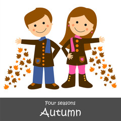 Four Seasons_Autumn Children