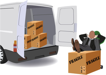 trasporto commercio
