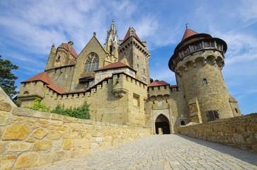 Kreuzenstein Burg - Kreuzenstein castle 01