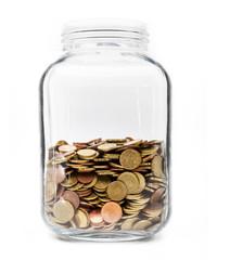 Münzen im Gals