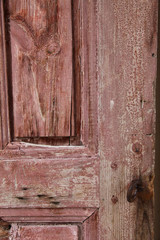 weathered door, Edirne