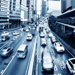 Hong Kong Traffic
