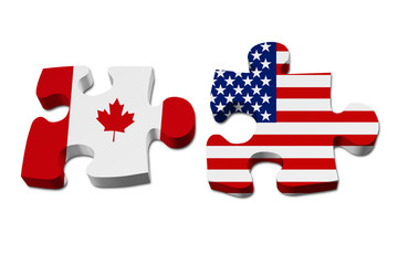 Canada working with USA