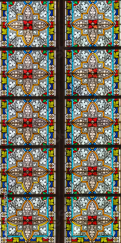 Obraz na Plexi stained-glass window