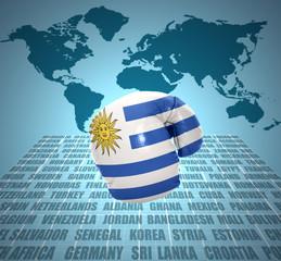 Uruguayan Fist