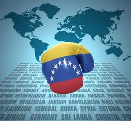 Venezuelan Fist