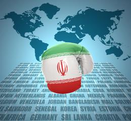 Iranian Fist