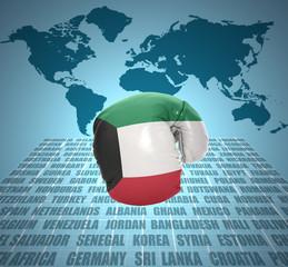 Kuwait Fist