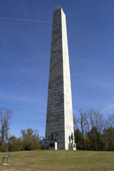 Navy Monument  in Vicksburg National Military Park