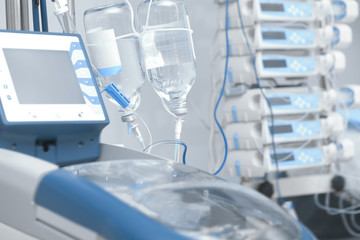 Chemotherapy. Intravenous infusion