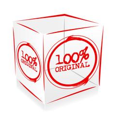 cube 100% Original