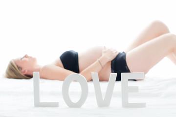 Entspannen in der Schwangerschaft