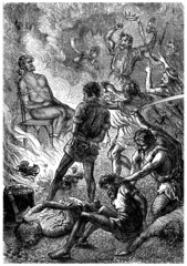 Torturing & Killing !!! - begining 16th century
