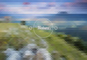 Абстракция природа