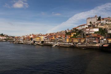 Porto and Ribeira