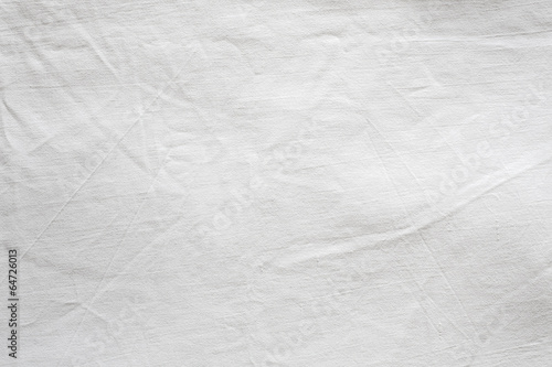 White Textile Background.