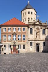 Gaukirche St. Ulrich am Domplatz in Paderborn