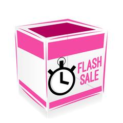 cube flash sale