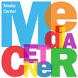 """""""MEDIA CENTER"""" Letter Collage (news social media website links)"""