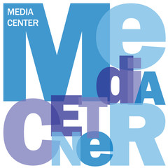 """MEDIA CENTER"" (news newspaper blogs social media website links)"