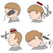 Haircut Process