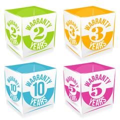 cube years warranty