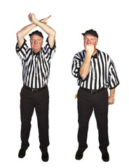 Personal Foul, Face Mask