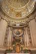 Bergamo - Side chapel of cathedral Santa Maria Maggiore