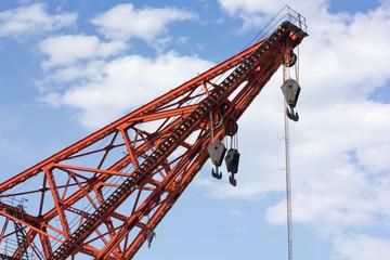 Red Crane Arm