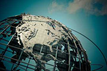 1964 New York World's Unisphere