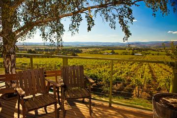 Warramante Winery Overlook