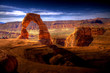 Delicate Arch HDR - Utah, USA
