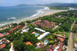 Aerial view of western Costa Rica resorts - 64736879