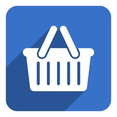 shop cart flat icon