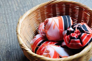 日本の玩具・お手玉