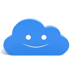 cloud smile