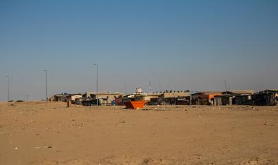 Township of Swakopmund, Namibia