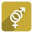sex flat icon