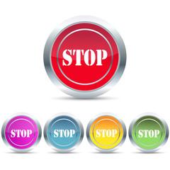 векторные кнопки