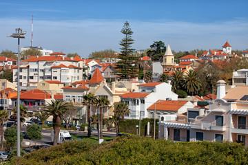 Resort Town of Estoril in Portugal
