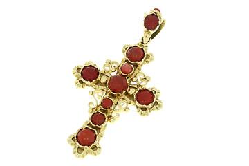 Schmuck Kreuz aus Gold