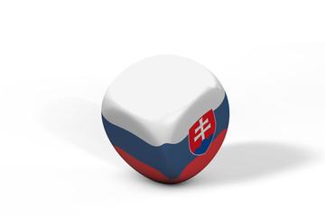 Slowakei Würfel