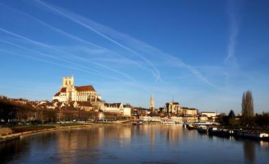 Auxerre et l'Yonne
